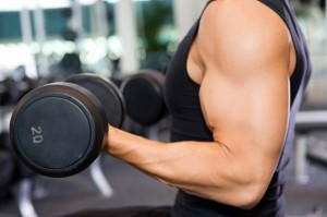 Heavier weights or more reps