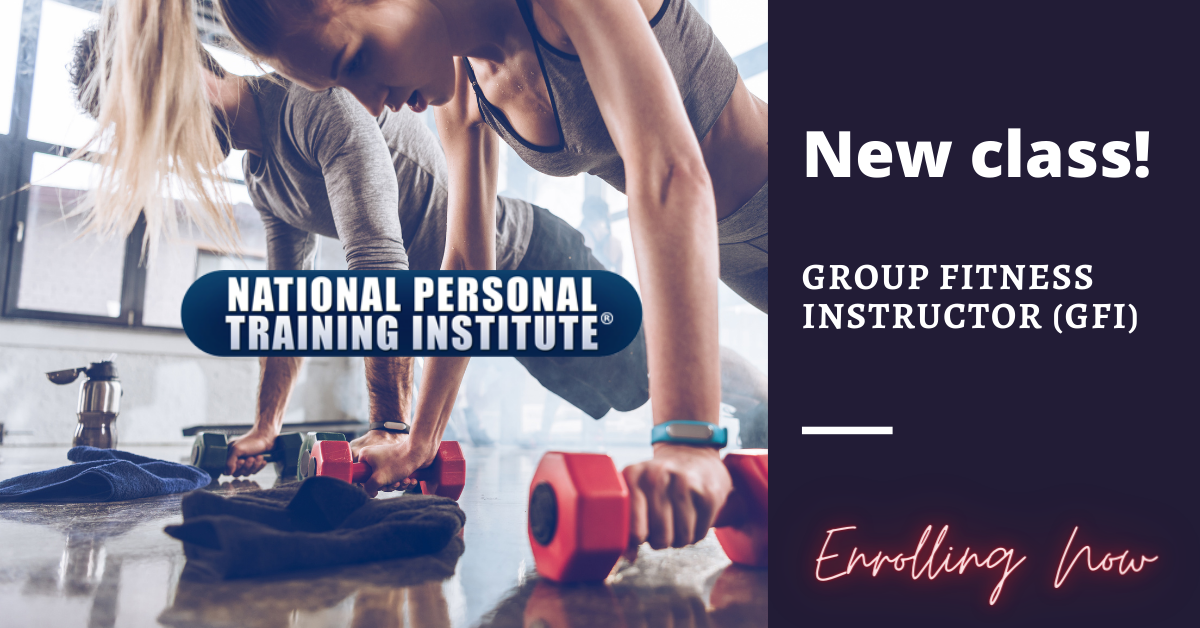 NPTI Group Fitness Instructor