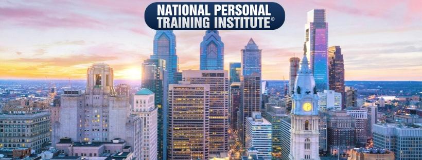 National Personal Training Institute of Philadelphia. Personal Training Certification Program serving Philadelphia tri-state area.