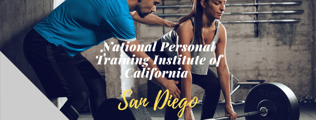 National Personal Training Institute San Diego
