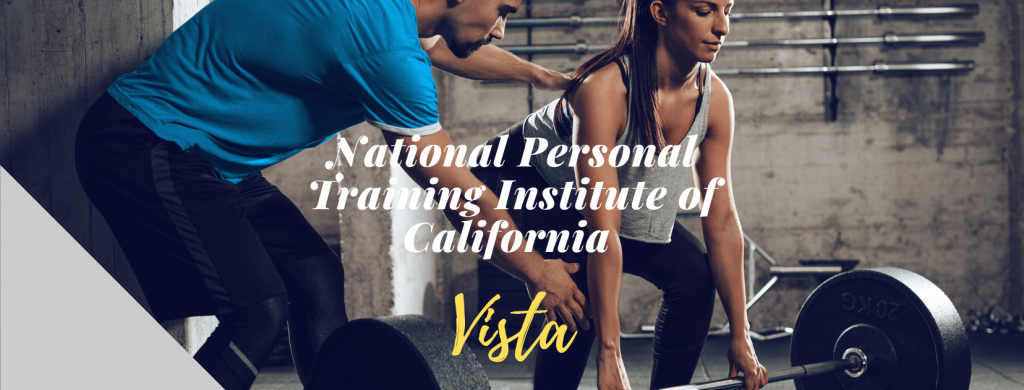 National Personal Training Institute Vista