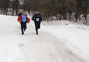 running-in-snow