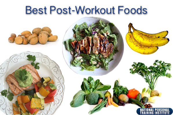 Best Foods And Serving Sizes To Eat Before And After Exercise