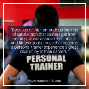 Why You Should Become a Personal Trainer- NPTI