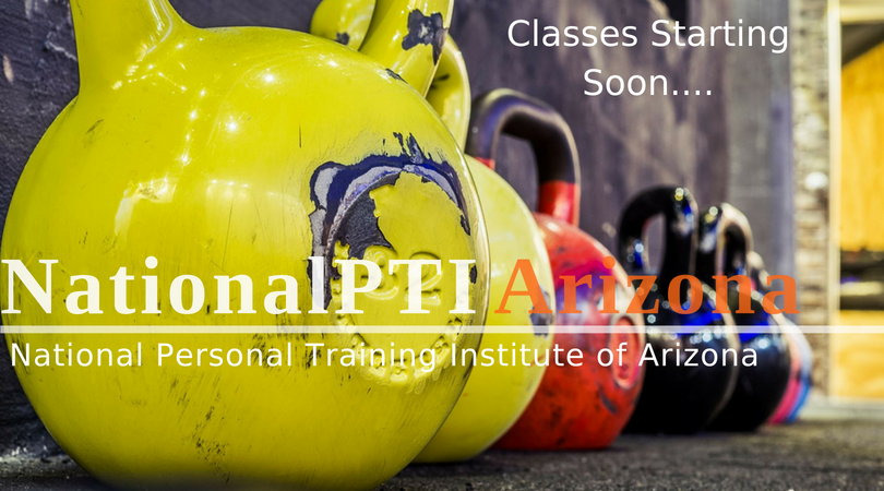 Personal Trainer Certification In Arizona